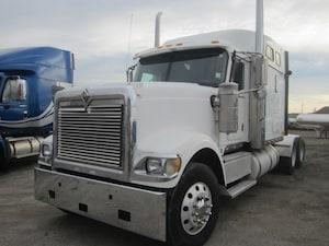 2007 INTERNATIONAL 9900