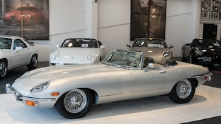 1970 Jaguar E-Type Series 2