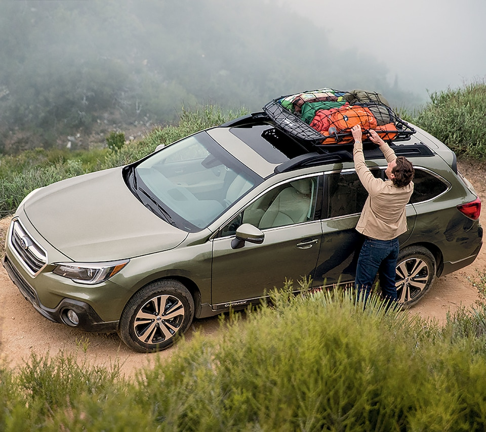 Subaru Roof Rack