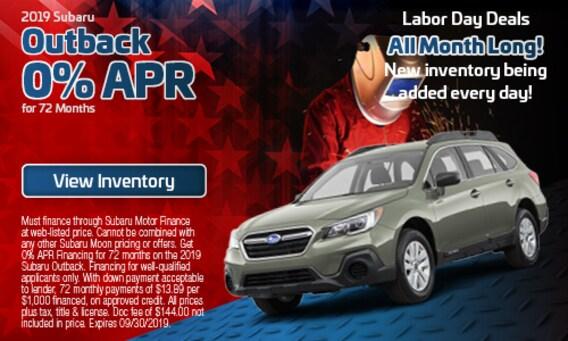 New & Used Subaru Dealer in Moon Township | Subaru of Moon