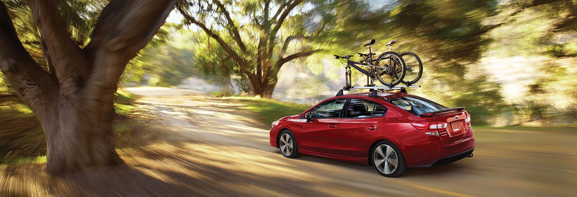 Subaru Impreza Exterior Vehicle Features