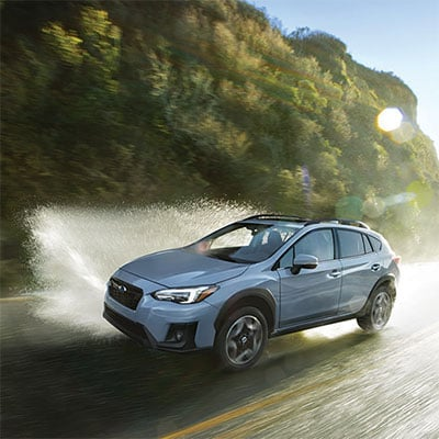 Subaru Crosstrek V6 Engine