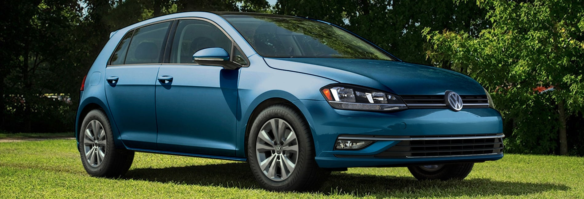 Volkswagen Golf Exterior Vehicle Features