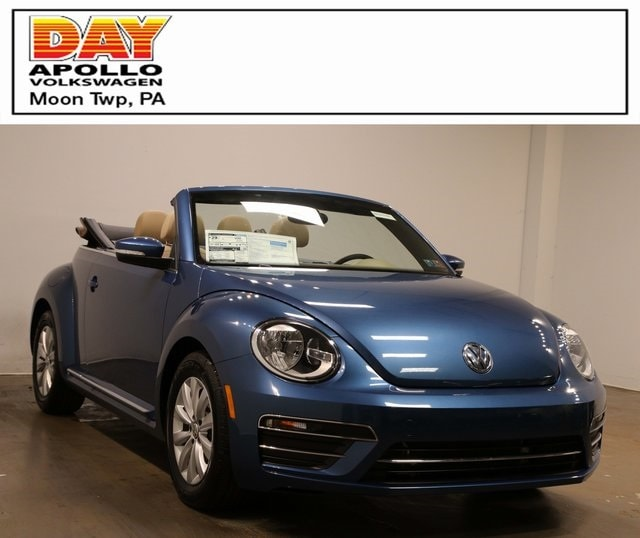 New 2019 Volkswagen Golf Gti Hatchback 2 0t S Pure White: 2019 Volkswagen Beetle For Sale In Moon Township PA