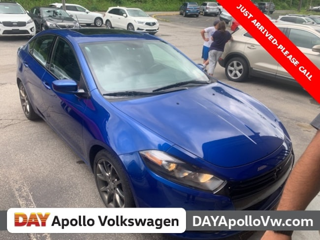 2013 Dodge Dart 4dr Sdn SXT Sedan