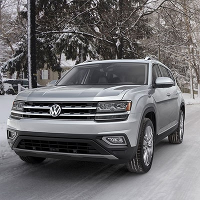 Volkswagen Atlas X-MODE®