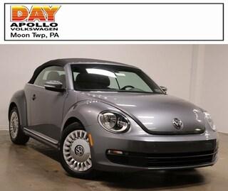 2015 Volkswagen Beetle Convertible 1.8T w/Technology Convertible