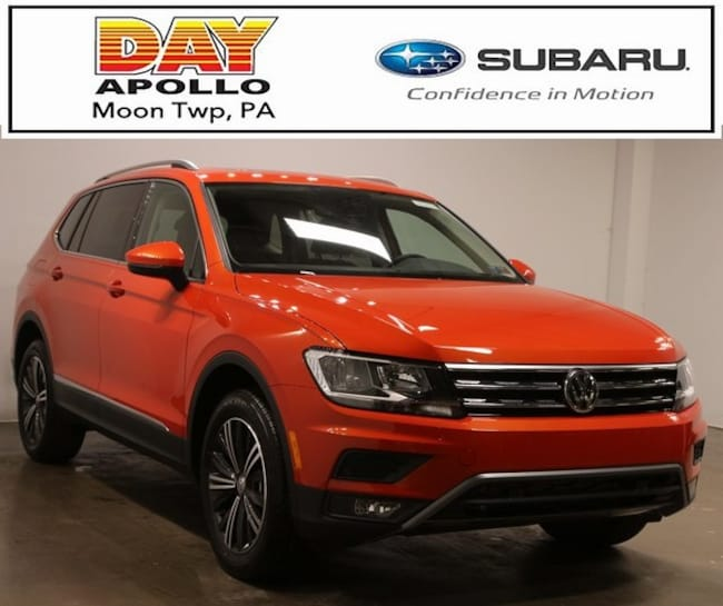 New 2019 Volkswagen Tiguan 2.0T SEL 4MOTION For Sale In