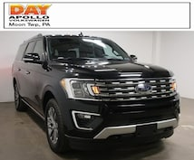 2018 Ford Expedition Max Limited 4x4 SUV