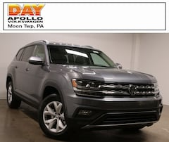 Moon Township PA 2019 Volkswagen Atlas 3.6L V6 SE 4MOTION SUV New
