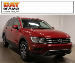 Moon Township PA 2019 Volkswagen Tiguan 2.0T SE 4MOTION SUV New
