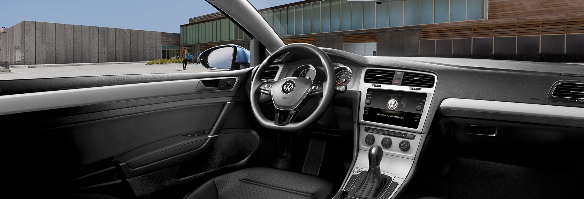 Volkswagen Golf Interior Vehicle Features