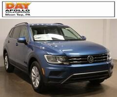 Moon Township PA 2019 Volkswagen Tiguan 2.0T SE 4MOTION SUV New