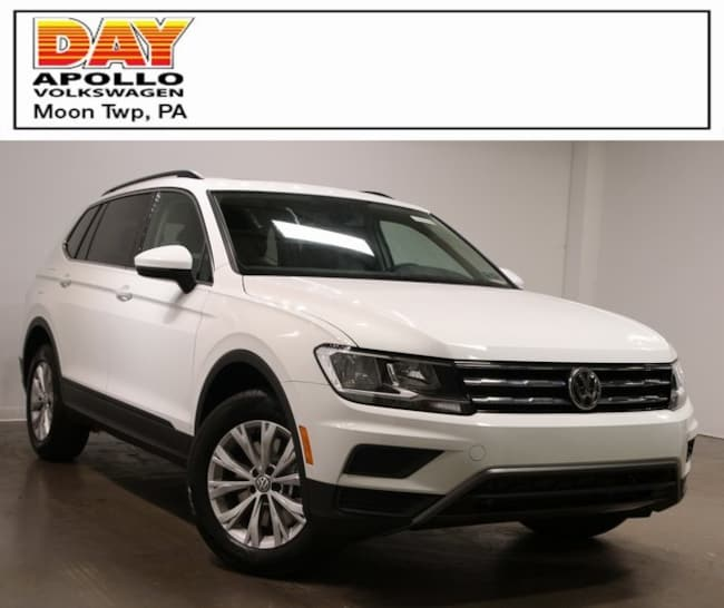 New 2019 Volkswagen Tiguan 2.0T SE 4MOTION For Sale in ...