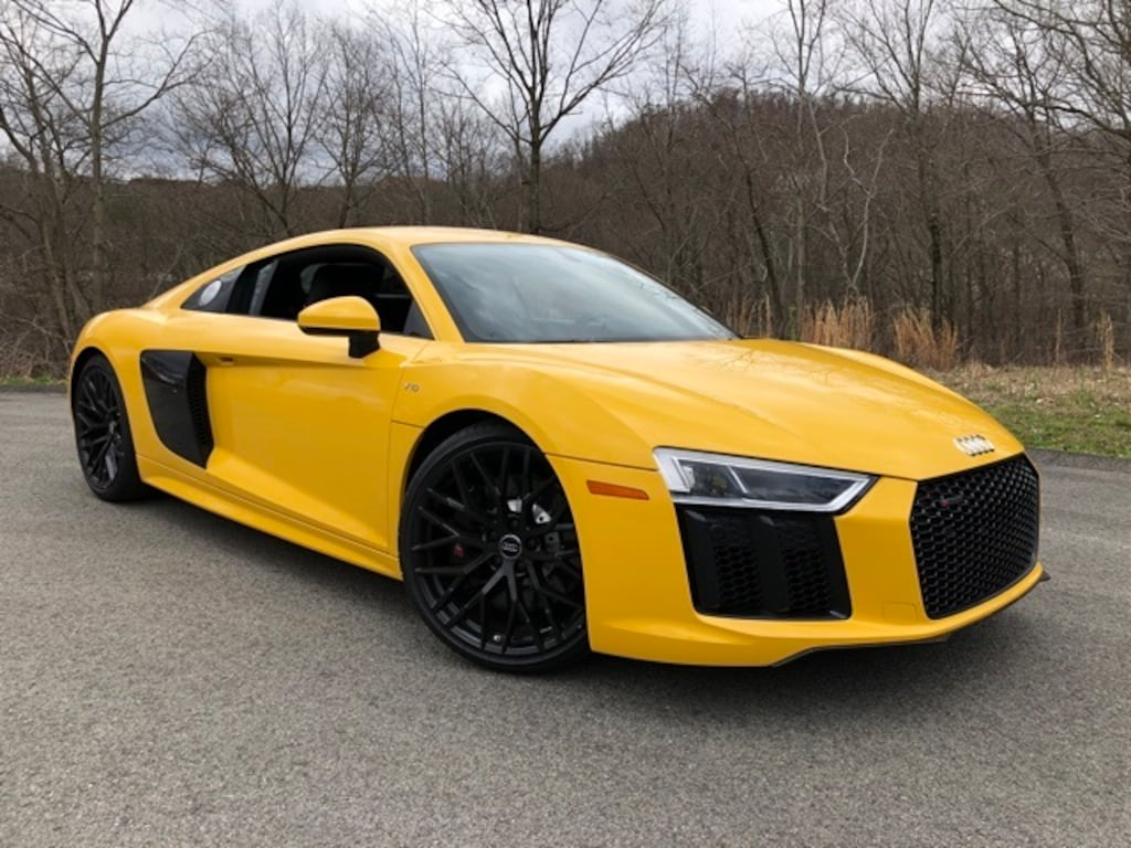 New 2018 Audi R8 For Sale At Pittsburgh Audi Dealers Vin
