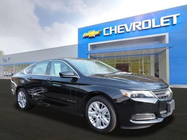 2015 Chevrolet Impala LS w/2FL CNG Sedan