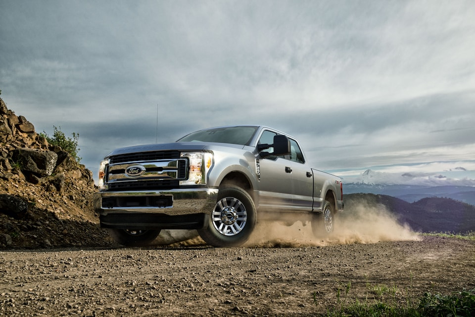NEW FORD SUPER DUTY