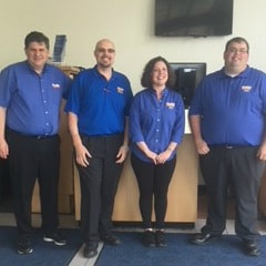 Day Ford Staff Members