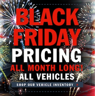 Black Friday Pricing All Month Long!