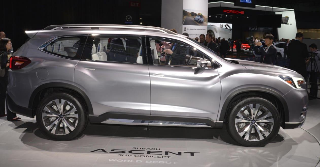 New Subaru Ascent Subaru Dealer In Pittsburgh Pa Day West - Pittsburgh car show