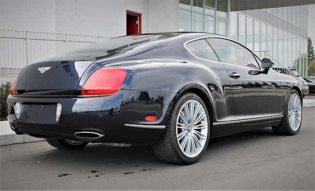 Used 2008 Bentley Continental Gt Speed For Sale At Daytona Auto