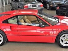 1982 Ferrari 308 Gtbi Coupe