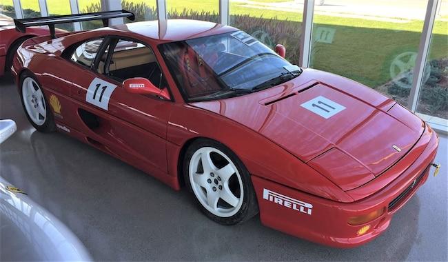 1997 Ferrari 355 Challenge Race Car Coupe