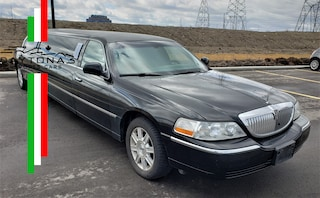 2009  Lincoln Limousine Town Car Executive Limo Package Sedan