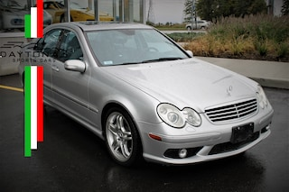 2005 Mercedes-Benz C-Class C55 AMG Sedan