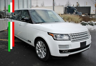 2014 Land Rover Range Rover 5.0L V8 Supercharged LWB SUV