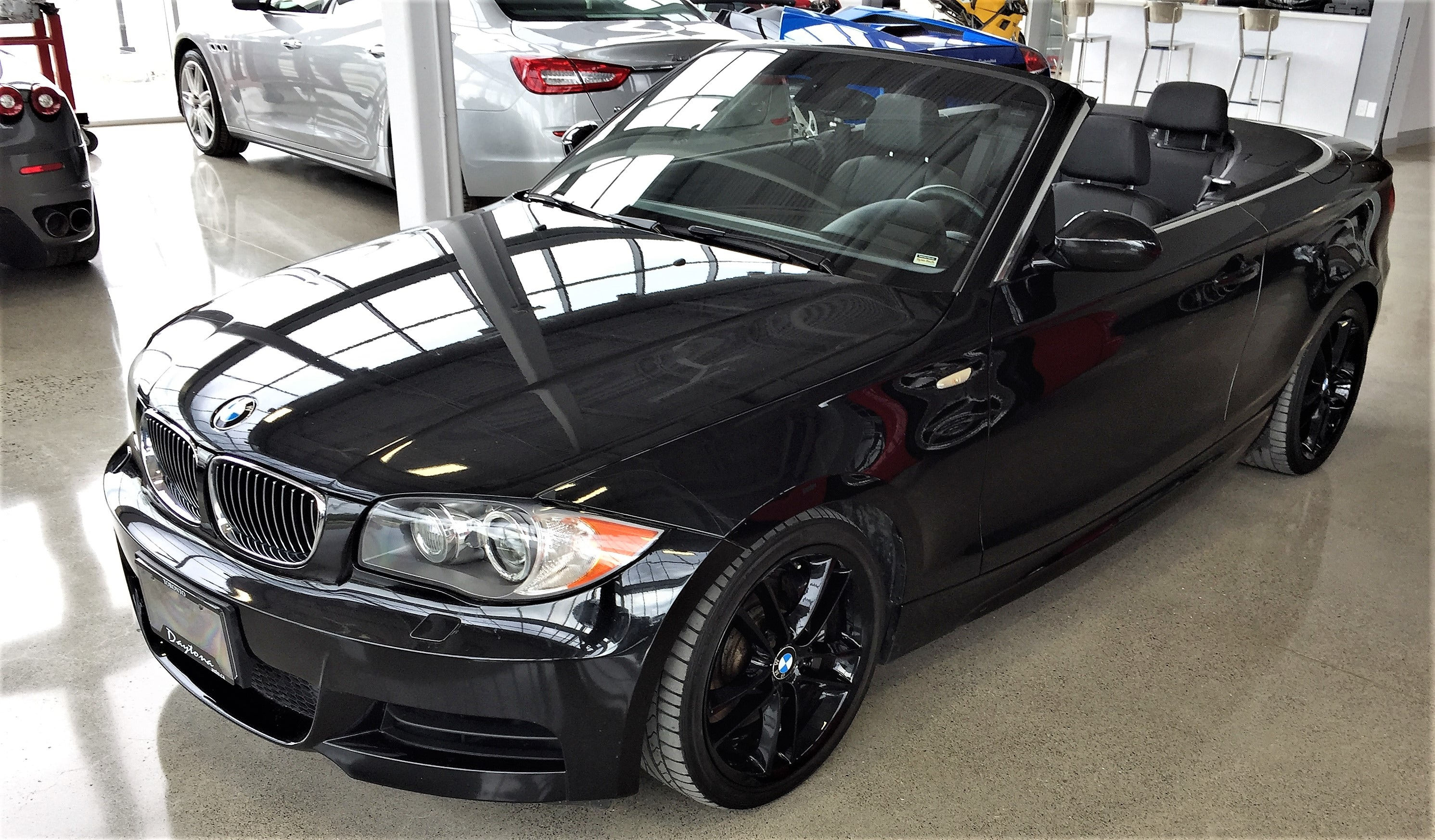 2008 BMW 135 i Convertible