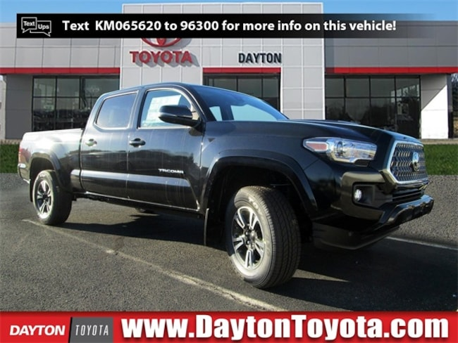 New Toyota vehicle 2019 Toyota Tacoma TRD Sport V6 Truck Double Cab X9476 for sale near you in South Brunswick, NJ