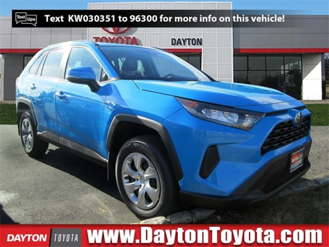 New Toyota vehicle 2019 Toyota RAV4 LE SUV X9530 for sale near you in South Brunswick, NJ