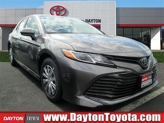 New Toyota vehicles 2019 Toyota Camry Hybrid LE Sedan X9676 for sale near you in South Brunswick, NJ