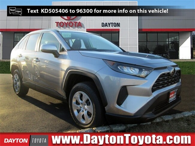 New Toyota vehicle 2019 Toyota RAV4 LE SUV X9490 for sale near you in South Brunswick, NJ