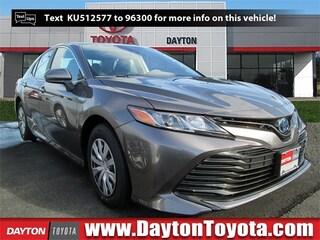 New Toyota vehicles 2019 Toyota Camry Hybrid LE Sedan X9542 for sale near you in South Brunswick, NJ