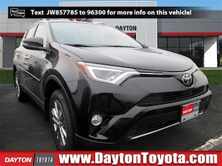 New Toyota vehicles 2018 Toyota RAV4 Limited SUV X81502 for sale near you in South Brunswick, NJ