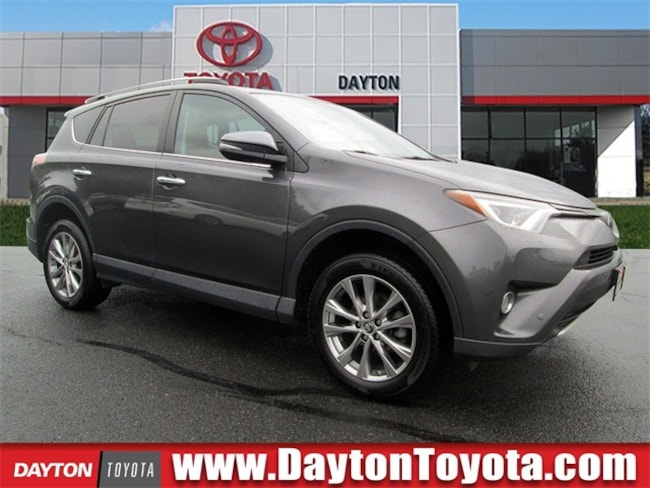 Certified Pre-Owned 2016 Toyota RAV4 Limited SUV B4159 in South Brunswick, NJ