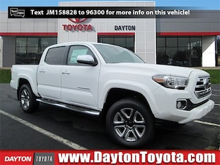 New Toyota vehicles 2018 Toyota Tacoma Limited V6 Truck Double Cab X8988 for sale near you in South Brunswick, NJ