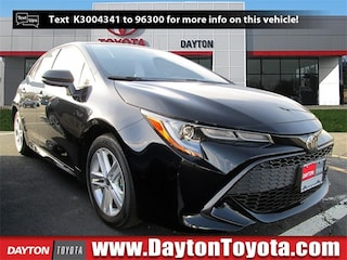 New Toyota vehicles 2019 Toyota Corolla Hatchback SE Hatchback X9226 for sale near you in South Brunswick, NJ