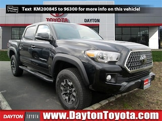 New Toyota vehicles 2019 Toyota Tacoma TRD Off Road V6 Truck Double Cab X9330 for sale near you in South Brunswick, NJ