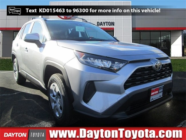 New Toyota vehicle 2019 Toyota RAV4 LE SUV X9506 for sale near you in South Brunswick, NJ