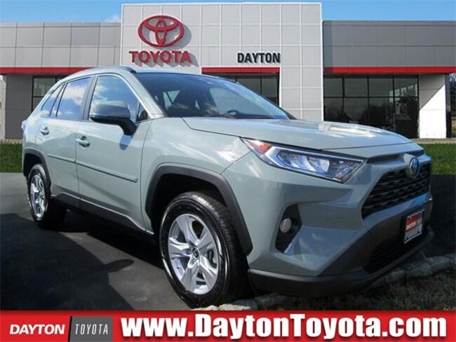 New Toyota vehicle 2019 Toyota RAV4 XLE SUV X9546 for sale near you in South Brunswick, NJ