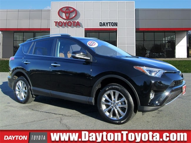 Certified Pre-Owned 2018 Toyota RAV4 Limited SUV X8748L in South Brunswick, NJ