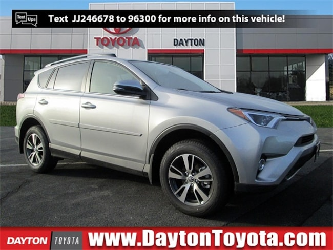 New Toyota vehicle 2018 Toyota RAV4 XLE SUV X81491 for sale near you in South Brunswick, NJ