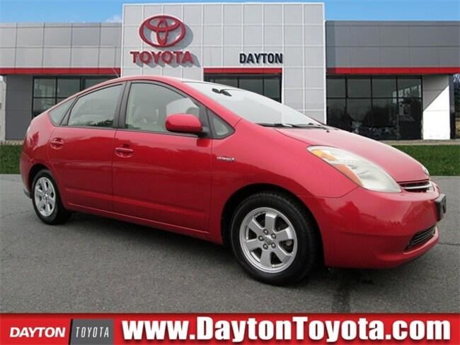 Used vehicle 2008 Toyota Prius Base Sedan X9113B for sale near you in South Brunswick, NJ