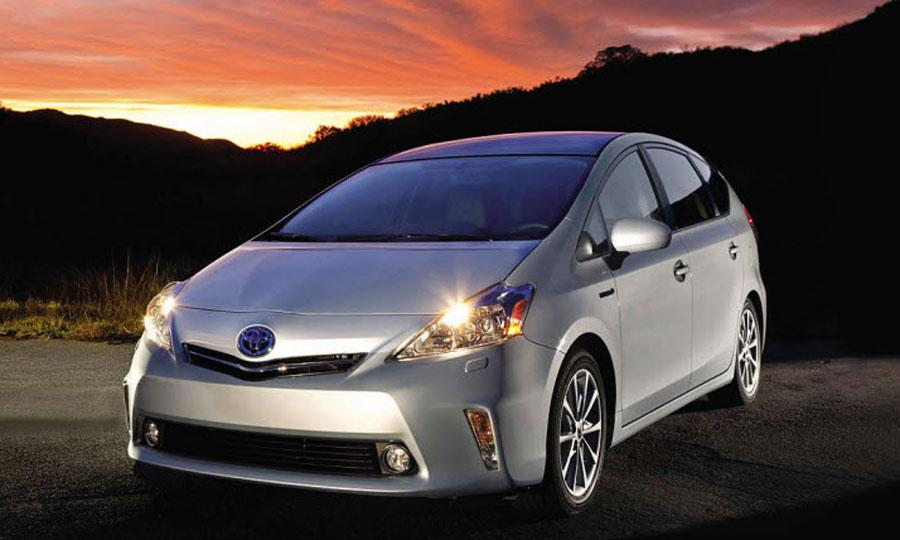 we prius hybrid drove geeking mpg review great midnight toyota the blue out and on