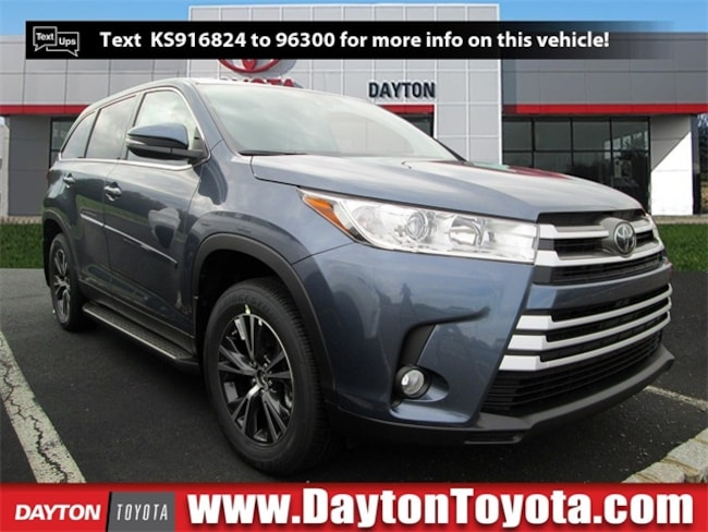 New Toyota vehicle 2019 Toyota Highlander LE Plus V6 SUV X973 for sale near you in South Brunswick, NJ