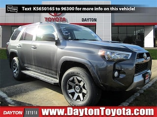 New Toyota vehicles 2019 Toyota 4Runner TRD Off Road SUV X9543 for sale near you in South Brunswick, NJ