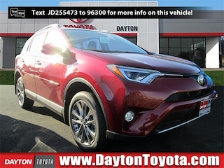 New Toyota vehicles 2018 Toyota RAV4 Limited SUV X81456 for sale near you in South Brunswick, NJ